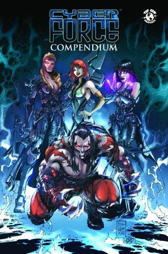 Cyberforce Compendium, by Brian Holguin,Eric Silvestri,David (CON) Finch,Marc (CON) Silvestri Marc Silvestri