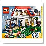 LEGO Creator 5771 Hillside House