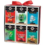 Six-Flavor Green Teas Gift Box