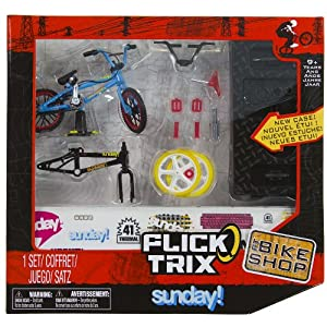 Sunday!: Flick Trix ~4