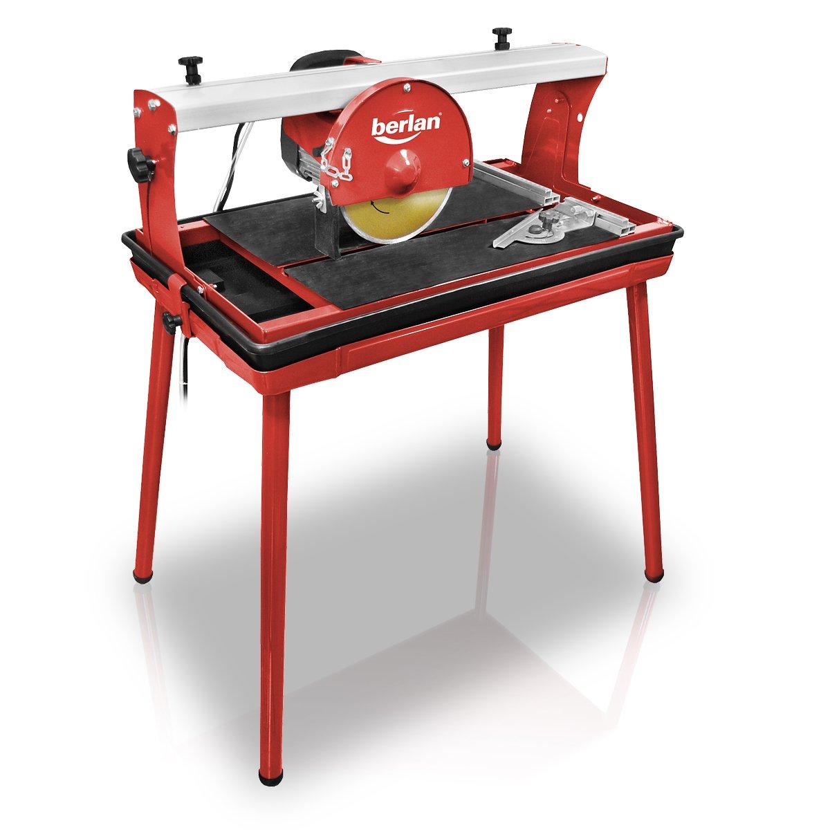 Berlan Radial Fliesenschneidemaschine 800 Watt / 200mm  BFSM800  BaumarktÜberprüfung und Beschreibung