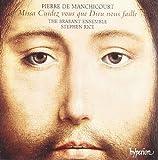 Manchicourt: Missa Cuidez vous que Dieu