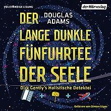 Der lange dunkle Fünfuhrtee der Seele (Dirk Gently 2) Hörbuch von Douglas Adams Gesprochen von: Simon Jäger