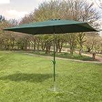 Alfresia 3m x 2m Garden Parasol with...