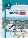 Atlas France 2015 Petit Format Michelin