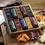 Wisconsin Cheeseman Taste Tempting 10 Cheese & Sausage Gift