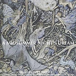 A Midsummer Night's Dream (Adaptation) Audiobook