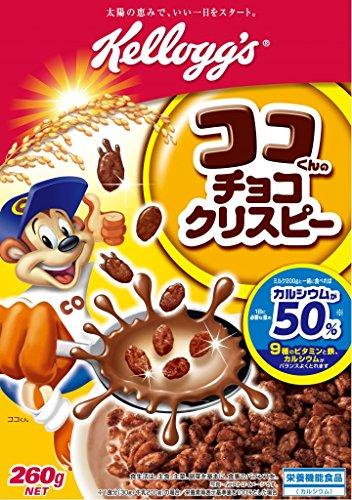 ケロッグ ココくんのチョコクリスピー 260g×5個