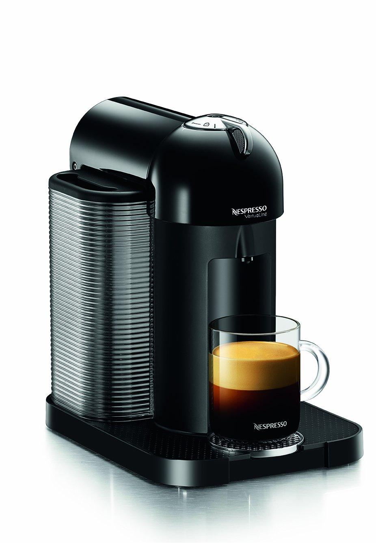 nespresso gca1 us bk ne vertuoline coffee and espresso. Black Bedroom Furniture Sets. Home Design Ideas
