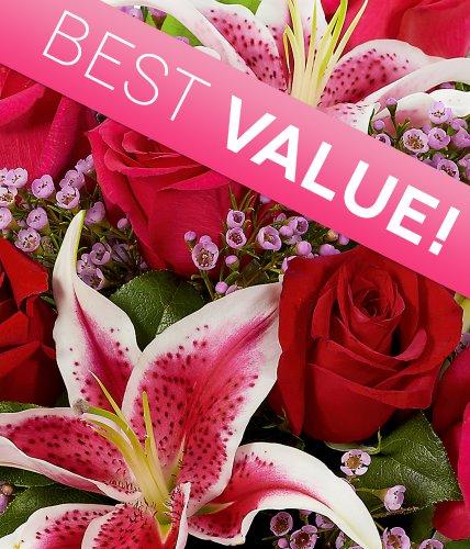 Flower Delivery - Florist Designed Bouquet (FREE