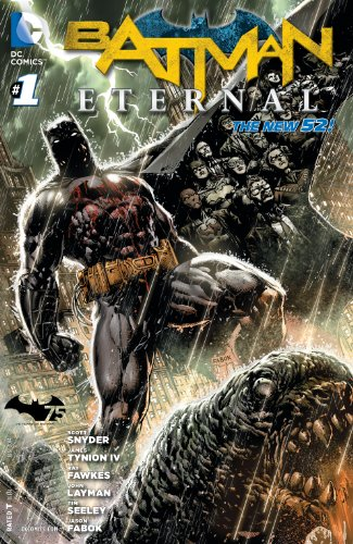 Batman Day — Kindle Comics from $0 — $3