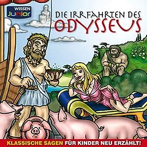 Die Irrfahrten des Odysseus Hörbuch
