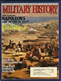 img - for Military History Magazine (August 1999) (Bulgarian Messerschmitt Ace feature) (Volume 16, No. 3) book / textbook / text book