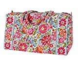 Vera Bradley Large Duffel Bag in Hope Garden