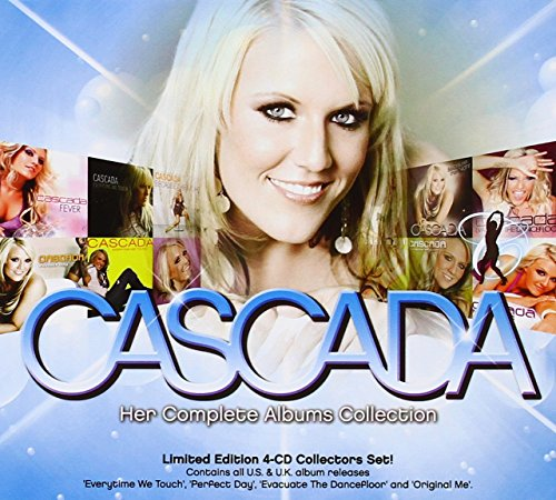 cascada - Her Complete Album Collection - Zortam Music