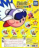 星のカービィ マスコットキーチェーン3 ゲーム キャラクター フィギュア ガチャ タカラトミーアーツ(全6種フルコンプセット)