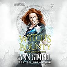 Witch's Bounty: Demon Assassins, Volume 1 Audiobook by Ann Gimpel Narrated by Hollie Jackson