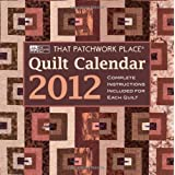 That Patchwork Place Quilt Calendar 2012 ~ That Patchwork Place