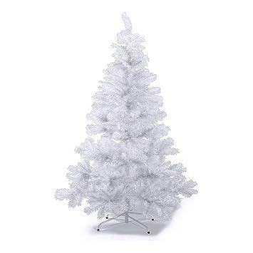 Hab & Gut (xm036) Sapin de Noël, artificiel   blanc, hauteur