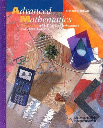 McDougal Littell Advanced Math: Student Edition 2003 (Advanced Math compare prices)