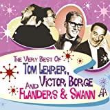 Tom Lehrer The Very Best of Tom Lehrer, Victor Borge and Flanders & Swann
