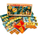 Circus comes to town Cooperative Board Gameby Jim Deacove
