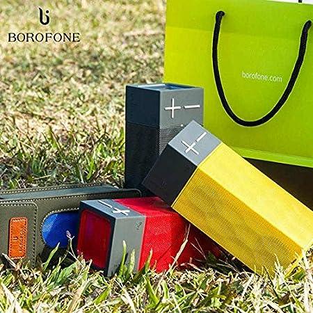Borofone M2 Portable sans fil Bluetooth haut-parleur stŽrŽo NFC haut-parleur Box