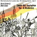 Lieder Des Deutschen Vor- & Nachmaerz