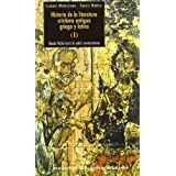 Historia de la literatura cristiana antigua griega y latina. I: Desde Pablo hasta la edad constantiniana: 1 (MAIOR...