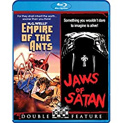 Empire Of The Ants / Jaws Of Satan [Blu-ray]