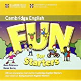 Fun for Starters - Second Edition. Audio-CD