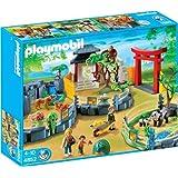 Playmobil 626067 - Zoo Recinto Animales Asiáticos