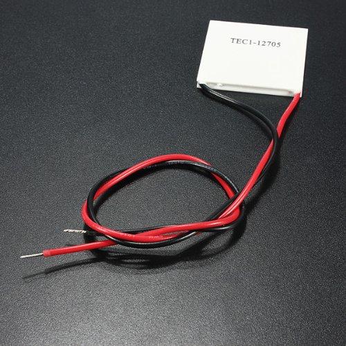 Tec1-12705 Heatsink Thermoelectric Cooler Cooling Peltier Plate Module