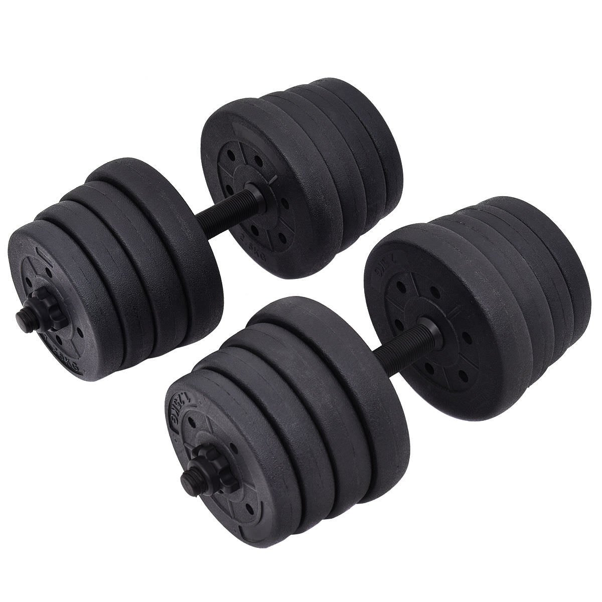 Giantex 66LB Weight Dumbbell Set