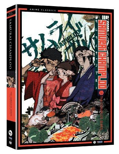 Samurai Champloo(サムライ・チャンプルー): Complete Series - Vc [DVD] [Import]