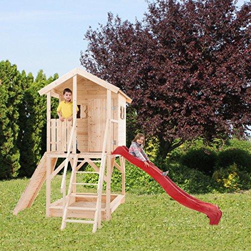 Kinderspielhaus Holz Hochwertig ~ Kinderspielhaus aus Holz mit detaillierter Montageanleitung geliefert