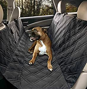Yermo Pet Hammock Pet Car Seat Cover/