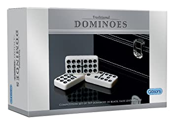 Gibsons - Jeu de Dominos - double 9