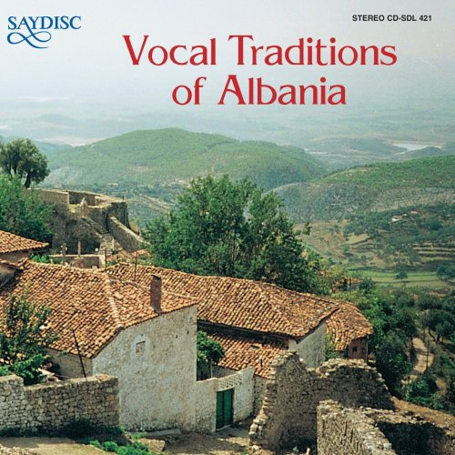CD : VARIOUS ARTISTS - Vocal Traditions Of Albania