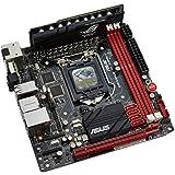 Asus Maximus VI Impact Motherboard (Socket 1150, Intel Z87, DDR3, S-ATA 600, Mini ITX, Wi-Fi, PCI Express 3.0x16, GameFirst II)