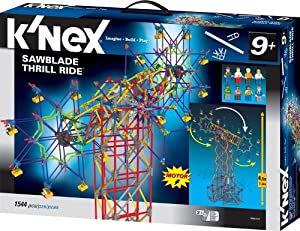 Knex Sawblade Thrill Ride
