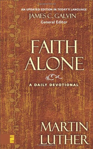 Buy Faith Alone A Daily Devotional310265363 Filter
