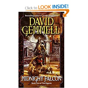 Midnight Falcon (The Rigante Series, Book 2) by David Gemmell