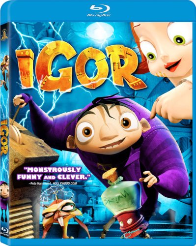 ����� / Igor (2008) BDRip | DUB