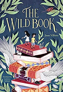 Book Cover: The Wild Book
