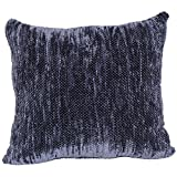 Brentwood Originals 1784 Streamers Decorative pillow, Indigo