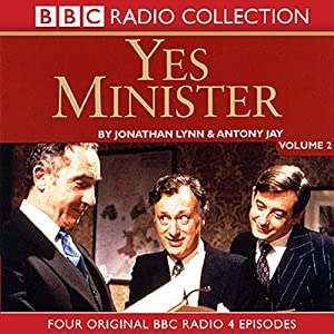 Yes Minister Volume 2 Radio/TV Program