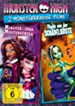 Monster High - 2 monsterkrasse Filme:...