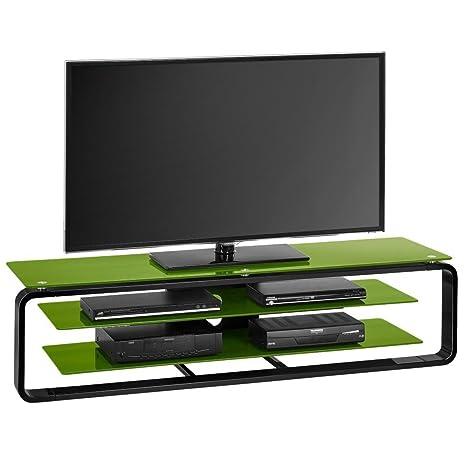 Tv-Rack Colorconcept Colour: Green