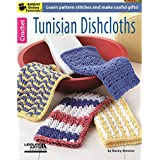 Leisure Arts-Tunisian Dishcloths
